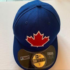 Toronto Blue Jays Maple Leaf Hat New Era 59Fifty